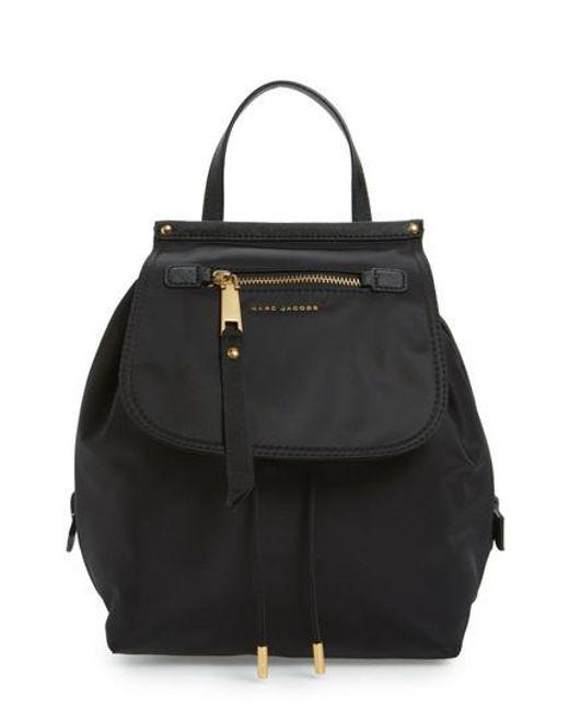 Marc Jacobs | Black Trooper Nylon Backpack | Lyst