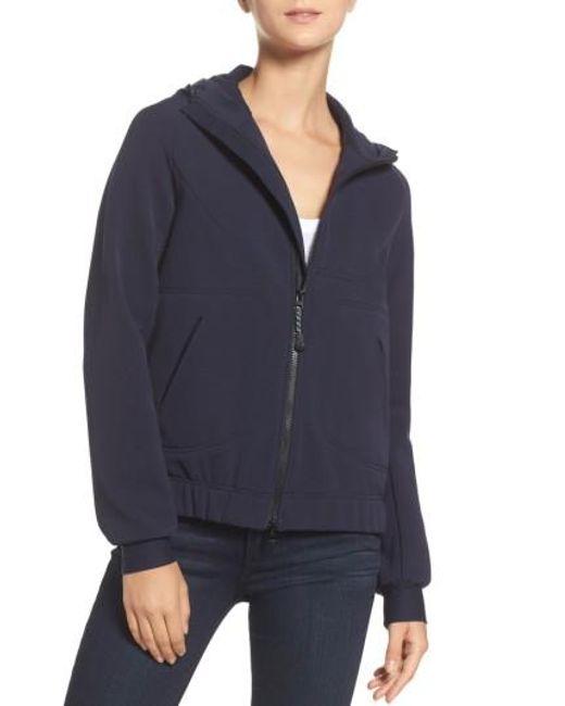 LNDR | Blue Stunt Weatherproof Hooded Jacket | Lyst