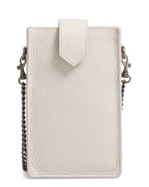 Botkier   Multicolor Leather Phone Crossbody Case   Lyst