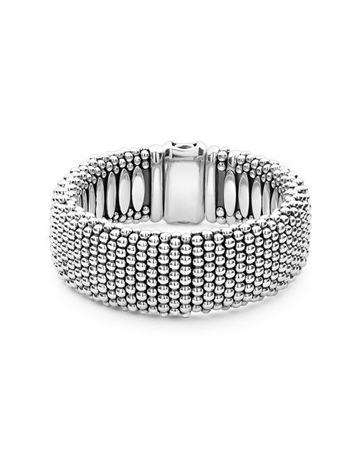 Lagos Metallic Rope Bracelet