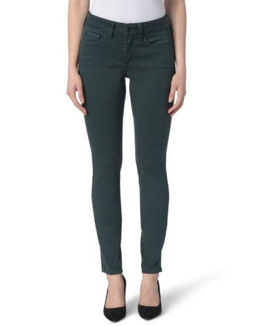 NYDJ | Blue Ami Colored Stretch Skinny Jeans | Lyst