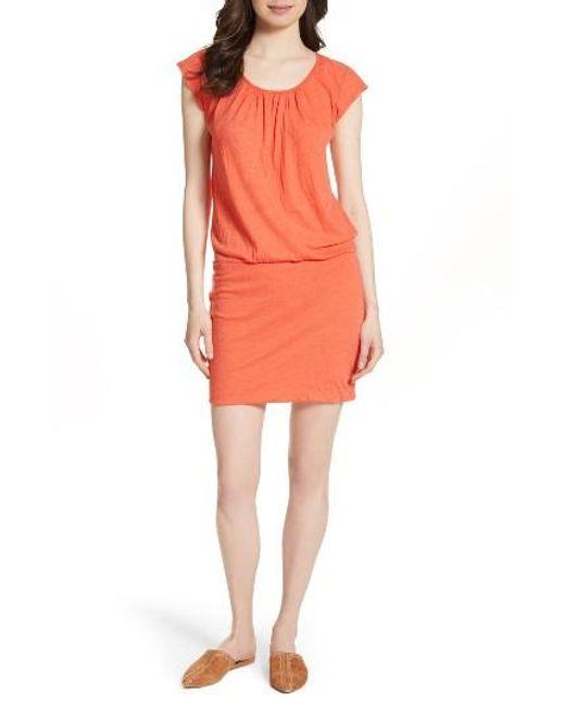 Soft Joie | Orange Adrijana Dress | Lyst