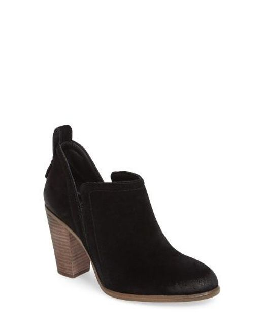 Vince Camuto | Black Francia Ankle Boots  | Lyst
