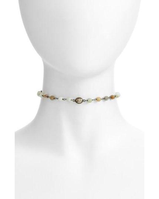 Ela Rae | Multicolor Libi Grand Choker Necklace | Lyst