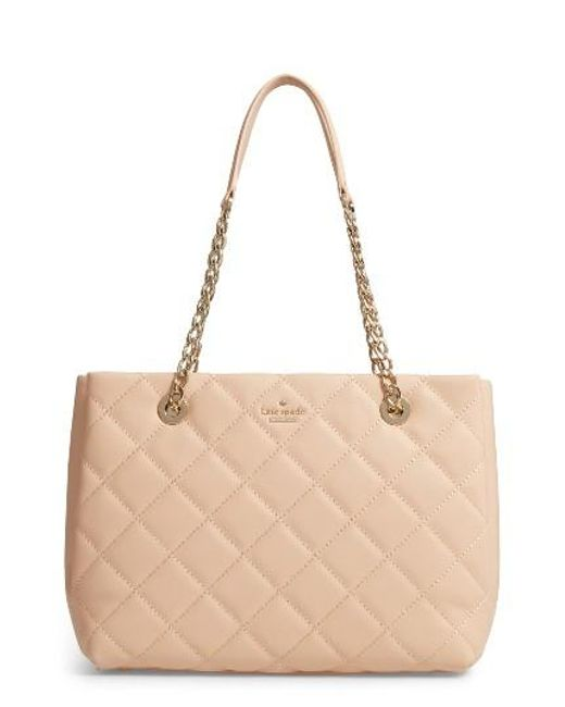 Kate Spade | Multicolor Emerson Place - Allis Leather Tote | Lyst