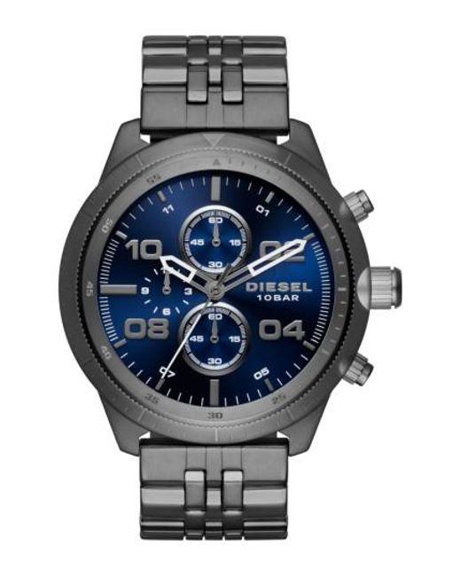 DIESEL | Multicolor Diesel Padlock Chronograph Bracelet Watch for Men | Lyst
