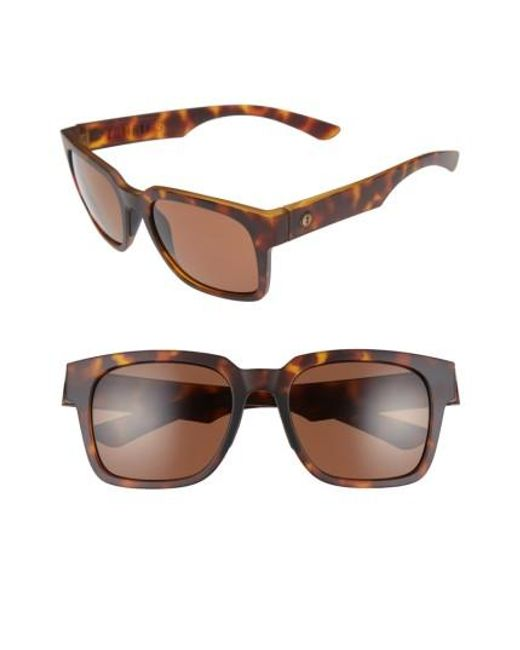 Electric | Brown Zombie S 52mm Sunglasses | Lyst