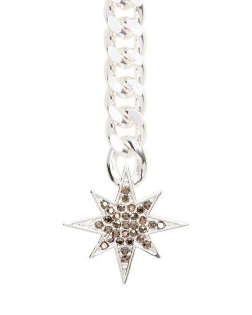 Rebecca Minkoff | Metallic Stargazing Y-necklace | Lyst
