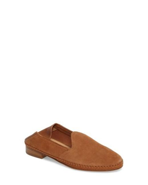 Soludos | Brown Soludus Convertible Venetian Loafer | Lyst