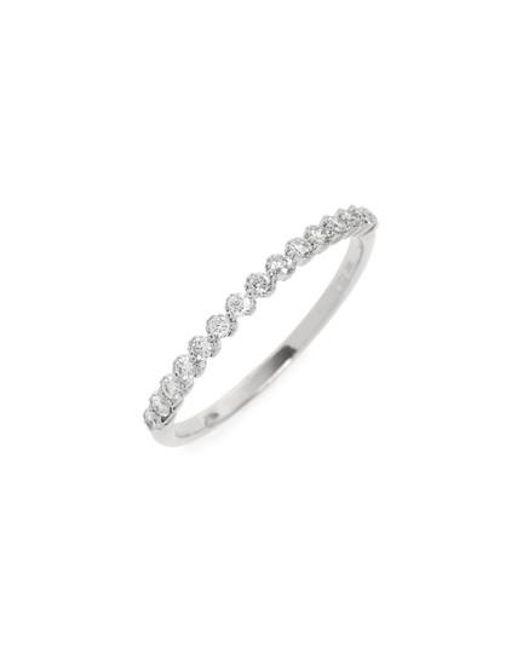 Bony Levy | Metallic Stackable Diamond Ring (nordstrom Exclusive) | Lyst