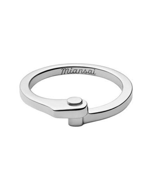 Miansai - Metallic Nyx Ring - Lyst