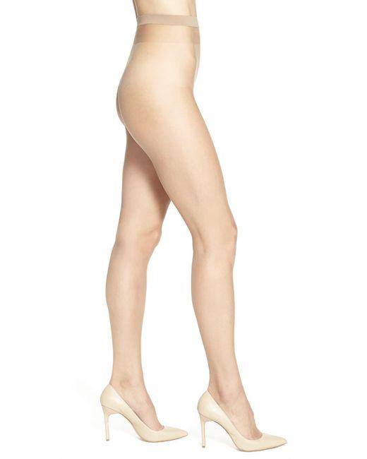 Wolford Natural Naked 8 Pantyhose