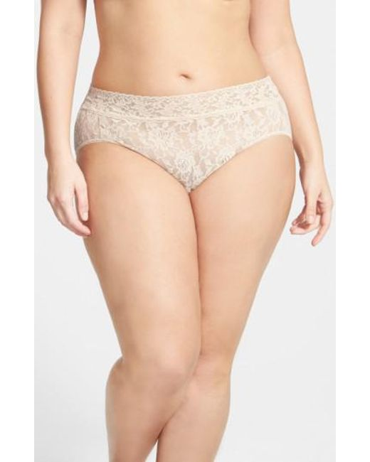 Hanky Panky | Blue French Briefs | Lyst