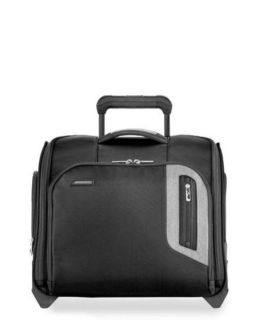 Briggs & Riley | Black Brx Explore Wheeled Cabin Bag for Men | Lyst