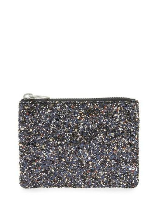 Madewell   Multicolor The Leather Zip Wallet   Lyst