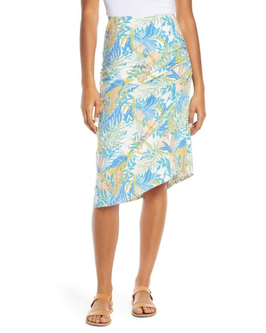 Patagonia - Blue Dream Song Skirt - Lyst