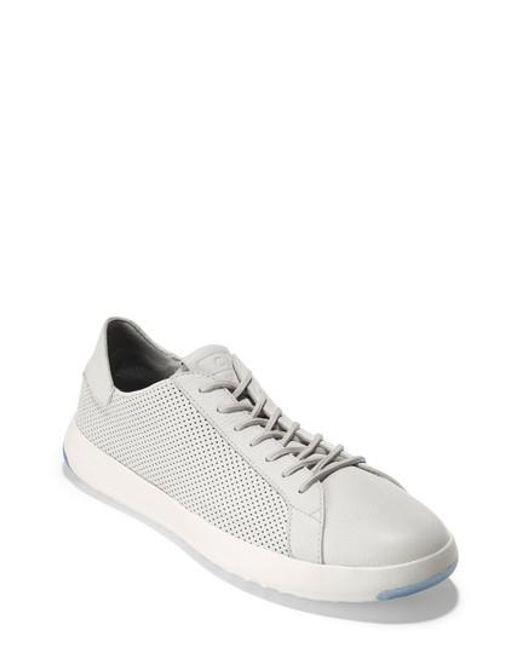Cole Haan - White GrandprDeconstructed Low Top Sneaker for Men - Lyst