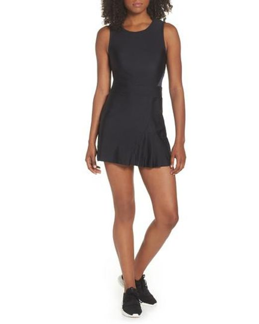 BOOM BOOM ATHLETICA - Black Boomboom Athletica Tennis Dress - Lyst