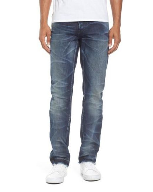 PRPS - Blue Demon Slim Straight Jeans for Men - Lyst