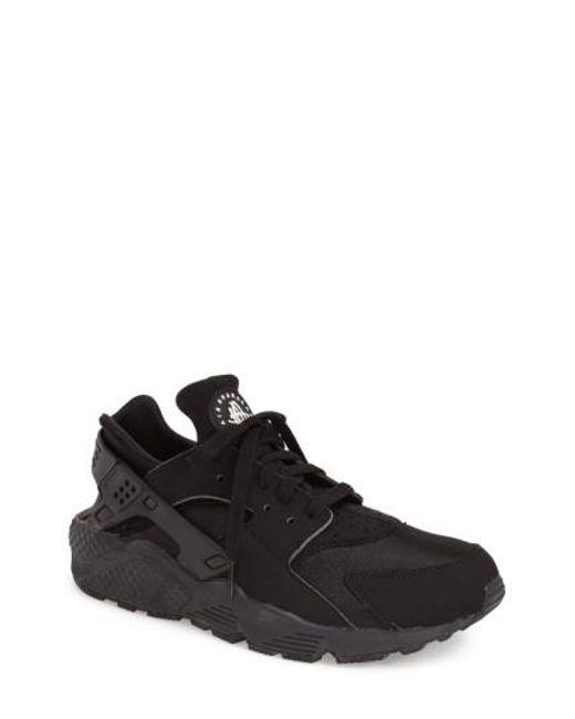 Nike | Black 'air Huarache' Sneaker for Men | Lyst
