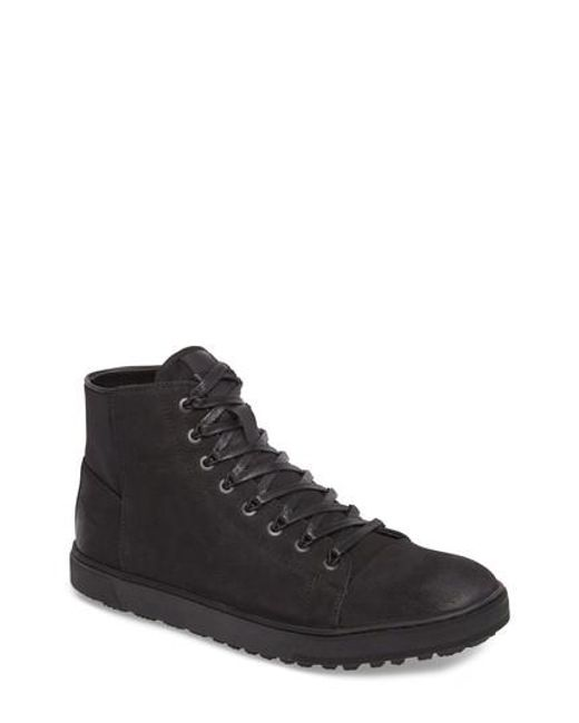Kenneth Cole Reaction   Black Kenneth Cole Reaction High-top Sneaker for Men   Lyst