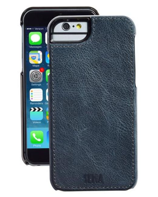 Sena | Blue Heritage Lugano Leather Iphone 6/6s Case for Men | Lyst