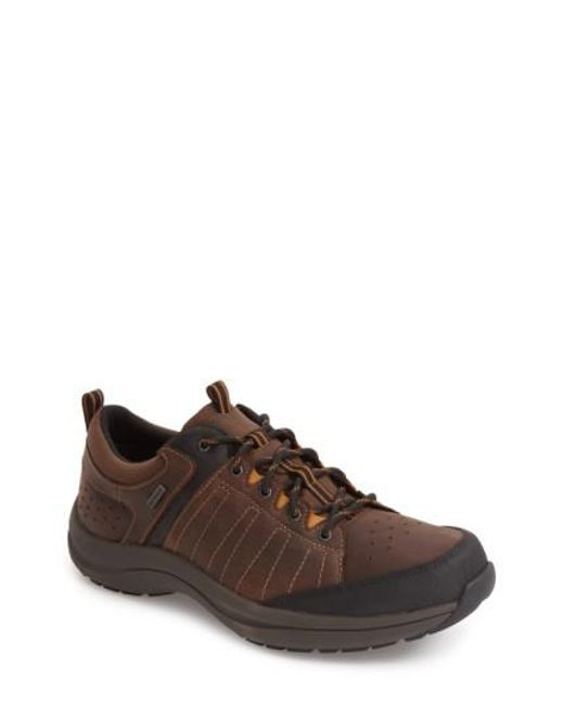 Dunham - Brown Seth-Dun Waterproof Sneaker for Men - Lyst