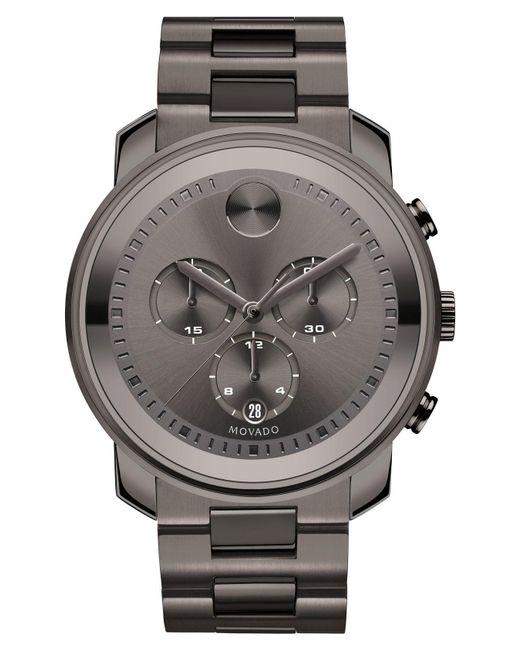 Movado - Metallic Bold Chronograph Bracelet Watch for Men - Lyst