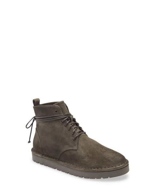 Marsèll Gray Marsell Sancrispa Alta Polacco Boot for men