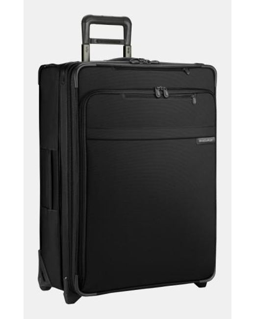 Briggs & Riley | Black 'large Baseline' Expandable Rolling Packing Case for Men | Lyst