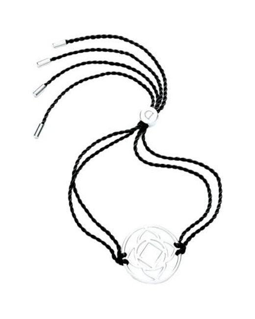 Daisy London | Metallic 'base Chakra' Cord Bracelet | Lyst