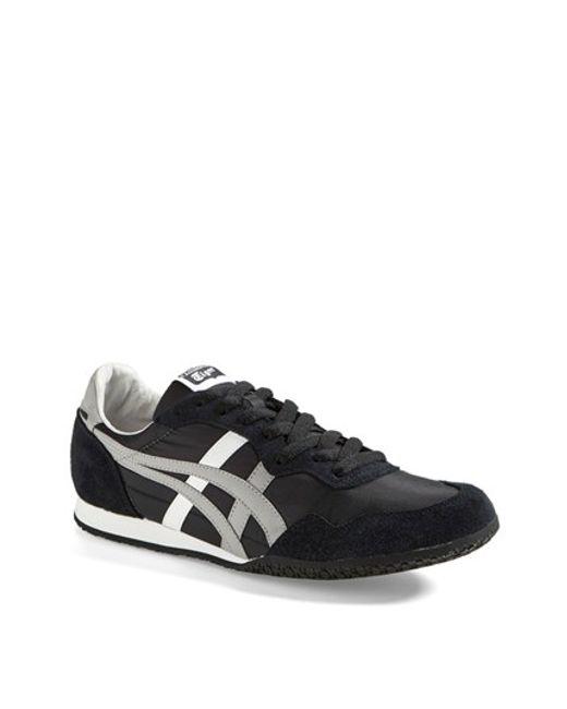 Onitsuka Tiger | Black Onitsuka Tiger(tm) 'serrano' Sneaker for Men | Lyst