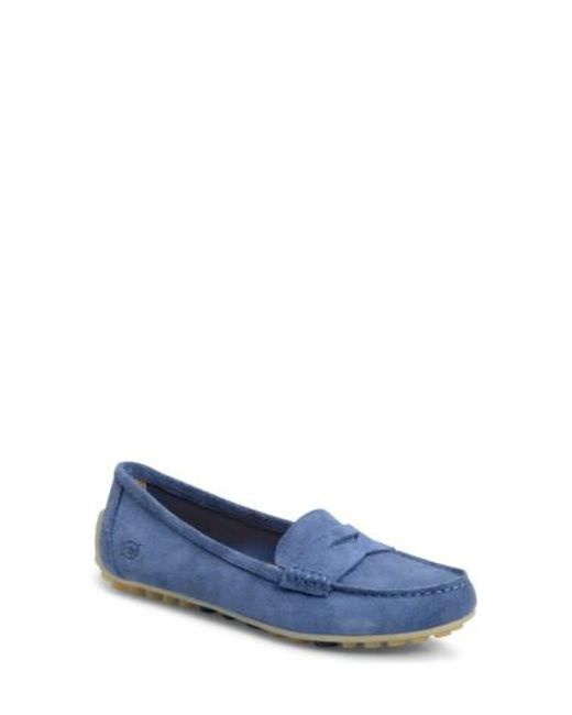 Børn   Blue B?rn Malena Driving Loafer   Lyst