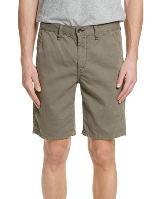 Rag & Bone - Multicolor Standard Issue Shorts for Men - Lyst