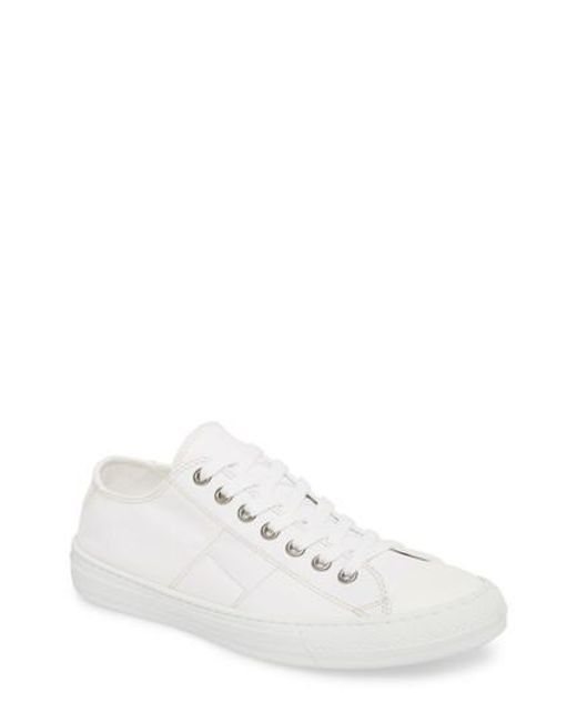 White Stereotype High-Top Sneakers Maison Martin Margiela fondJYLfP