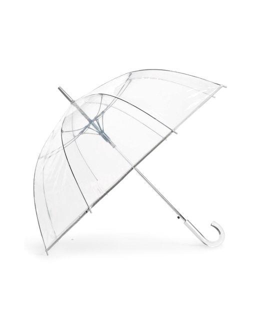 Shedrain - Multicolor Auto Open Stick Clear Dome Umbrella - - Lyst