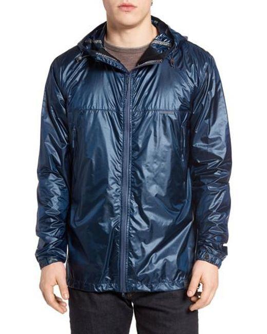 ... Canada Goose Blue Sandpoint Regular Fit Water Resistant Jacket for Men Lyst ...