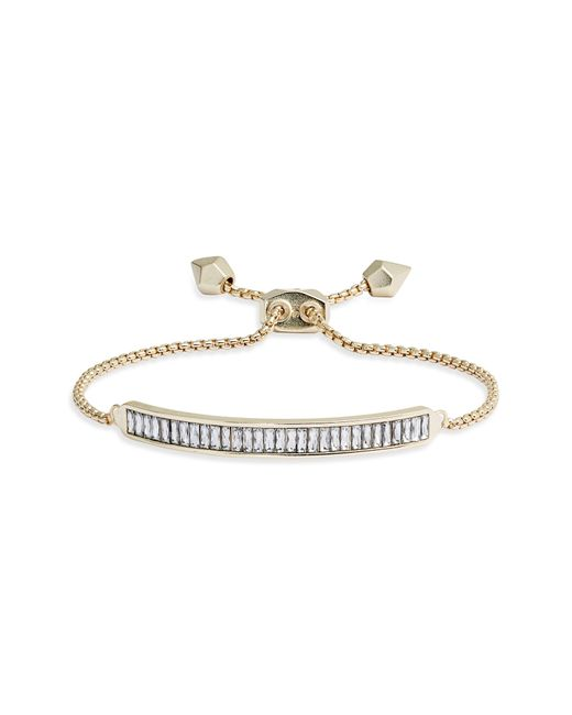 Kendra Scott Metallic Jack Slider Bracelet