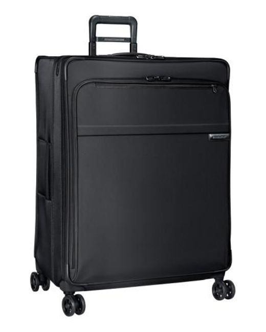 Briggs & Riley | Black 'baseline' Extra Large Expandable Spinner for Men | Lyst