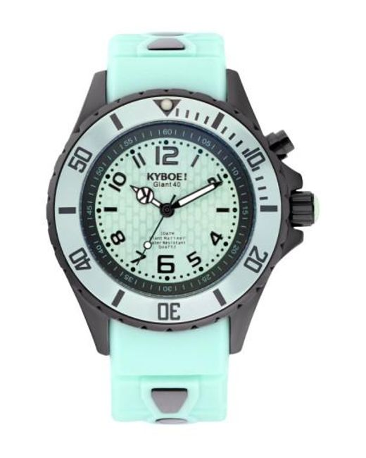 Kyboe | Green ! Power Silicone Strap Watch for Men | Lyst