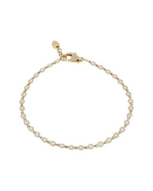 Bony Levy | Metallic Diamond Line Bracelet (nordstrom Exclusive) | Lyst