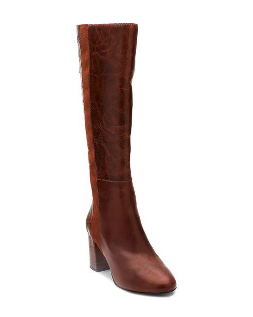 Matisse Brown Knee High Boot