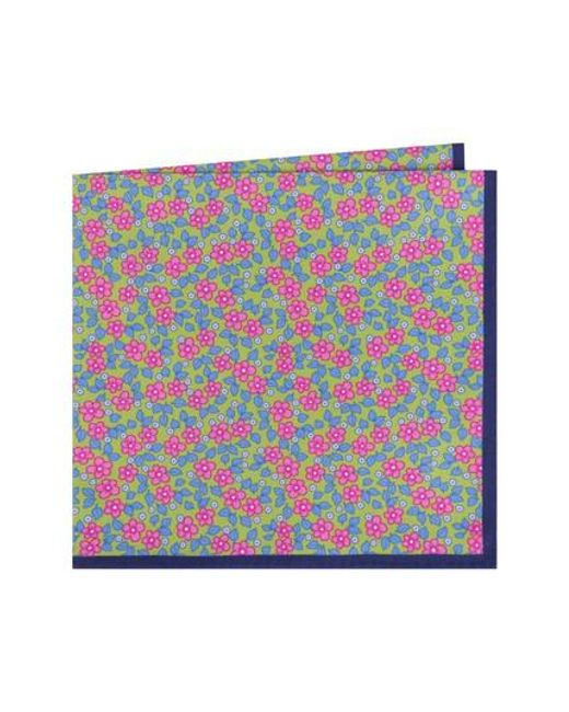 Ted Baker | Multicolor Carnaby Floral Cotton Pocket Square for Men | Lyst