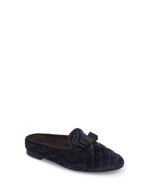 Vionic | Blue Eloise Slipper Mule | Lyst