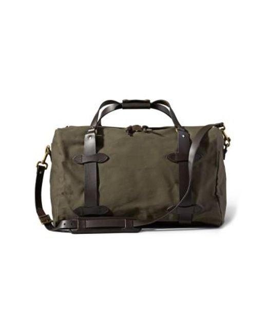 Filson   Natural Twill Duffel Bag   Lyst