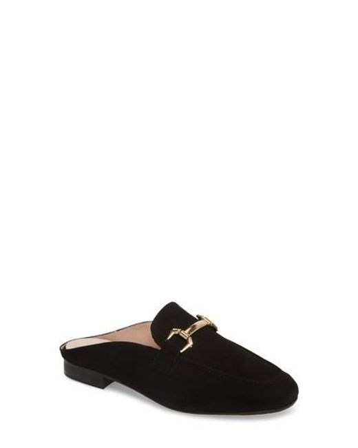 Patricia Green - Black Sorrento Too Mule - Lyst