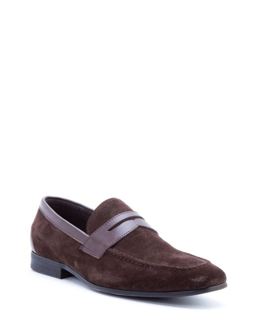 Zanzara - Brown Siena Penny Loafer for Men - Lyst