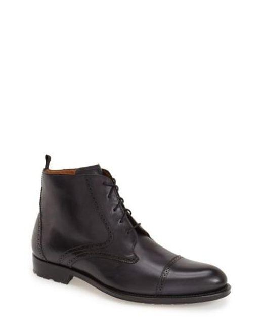 Mezlan | Gray 'breman' Boot for Men | Lyst
