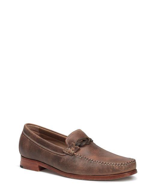 Trask - Brown 'seth' Loafer for Men - Lyst
