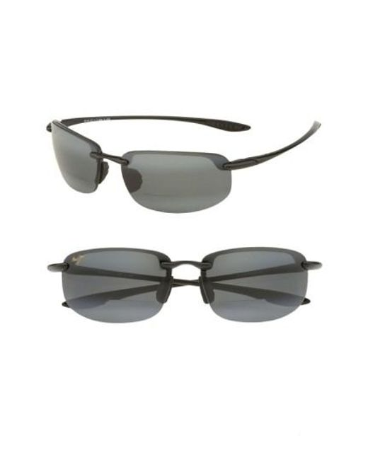 Maui Jim - Brown 'ho'okipa - Polarizedplus2' Reader Sunglasses for Men - Lyst